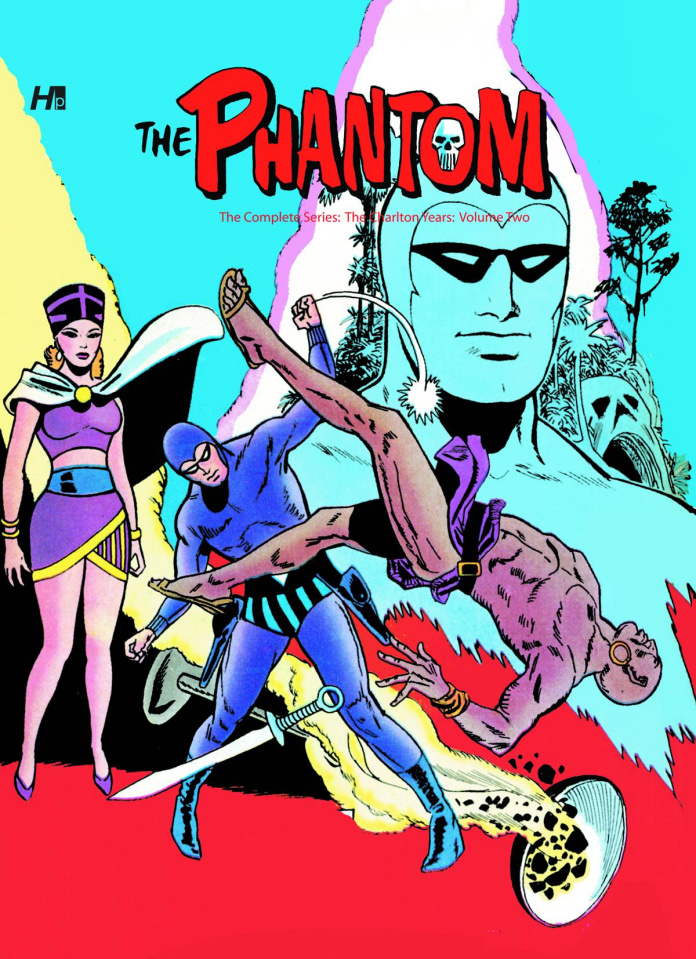 The Phantom: The Complete Series - The Charlton Years Vol. 2