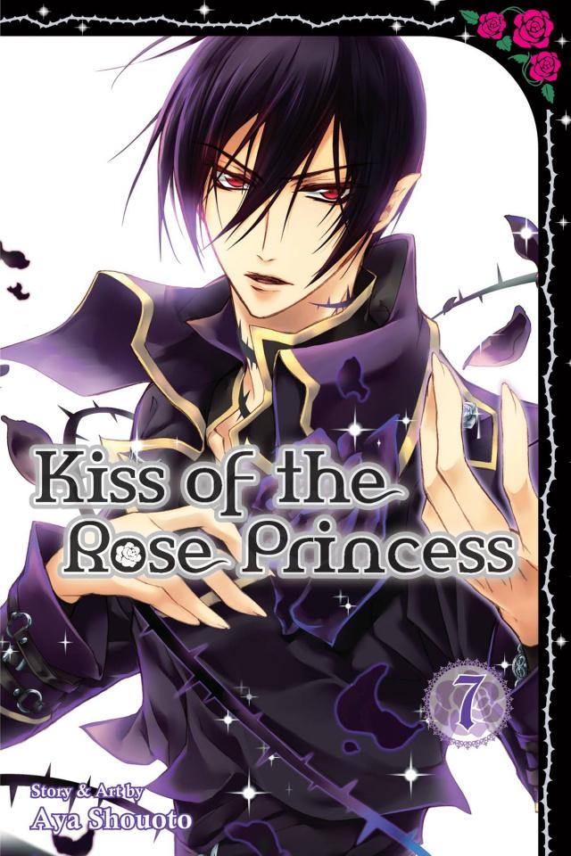 Kiss of the Rose Princess Vol. 7