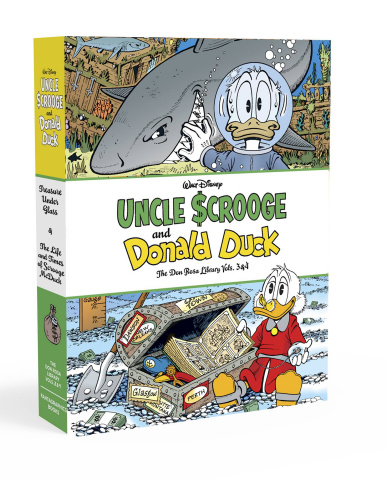 The Don Rosa Duck Library Vols. 3 & 4