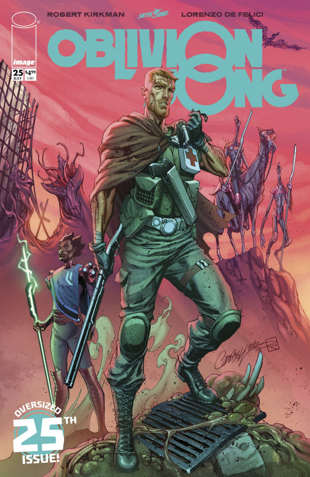 Oblivion Song #25 (Campbell Cover)
