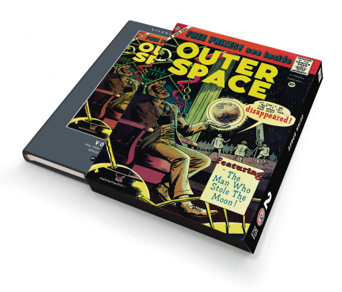 Outer Space Vol. 2 (Slipcase Edition)