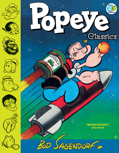 Popeye Classics Vol. 10