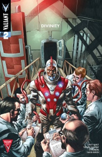 Divinity #2 (15 Copy Bernard Cover)