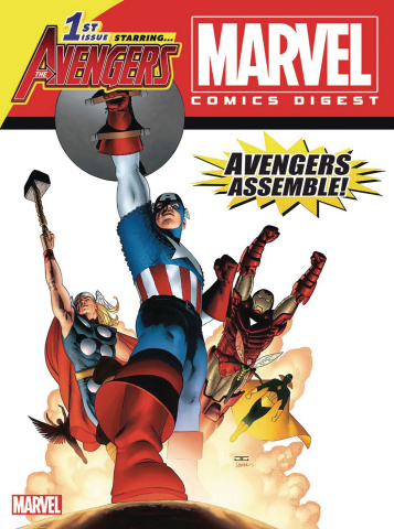 Marvel Comics Digest #2: The Avengers