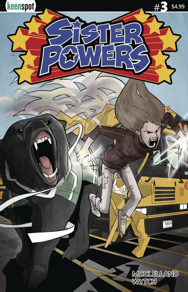Sister Powers #3