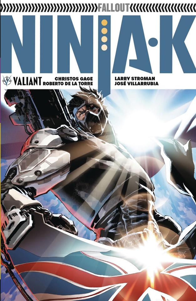Ninja-K Vol. 3: Fallout