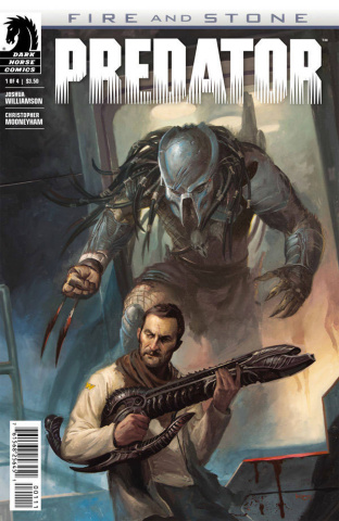 Predator: Fire and Stone #1