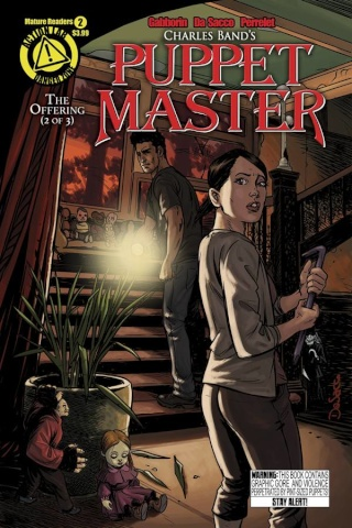 Puppet Master #2