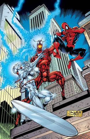 Absolute Carnage: Savage Rebirth #1 (True Believers)