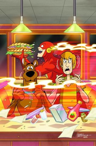 Scooby Doo Team-Up #15