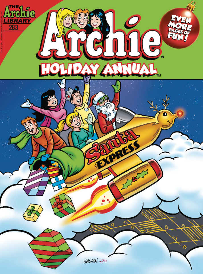 Archie Comics Annual Digest #283