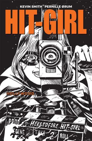 Hit-Girl, Season Two #2 (Francavilla Cover)