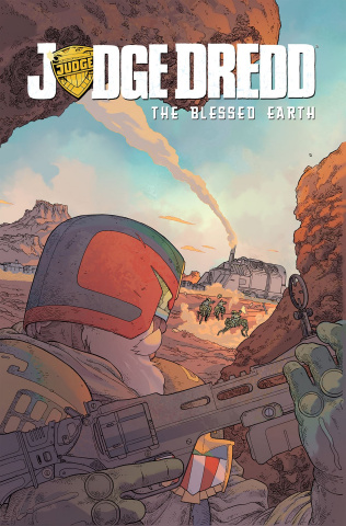 Judge Dredd: The Blessed Earth Vol. 1