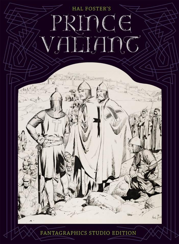 Prince Valiant (Fantagraphics Studio Edition)
