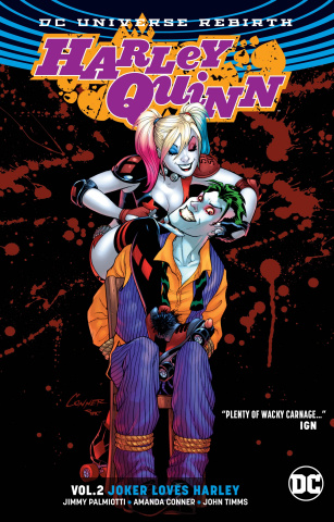 Harley Quinn Vol. 2: Joker Loves Harley