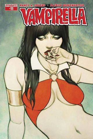Vampirella #11 (Frison Cover)