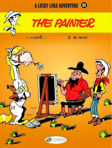 Lucky Luke Vol. 51: The Painter