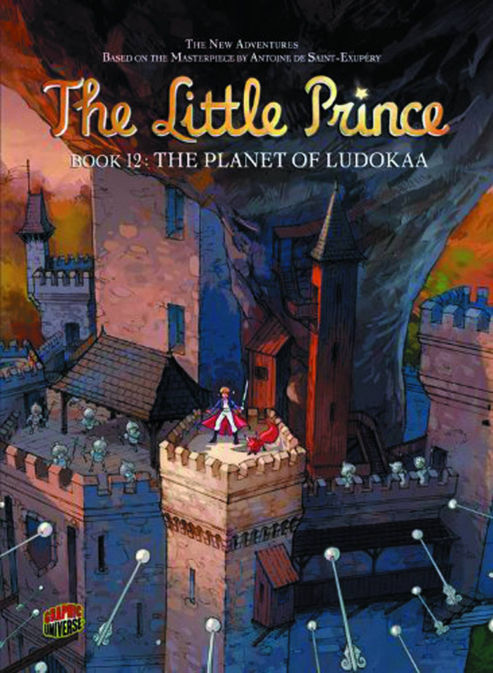 The Little Prince Vol. 12: The Planet of Ludokaa