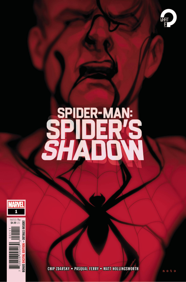 Spider-Man: Spider's Shadow #1