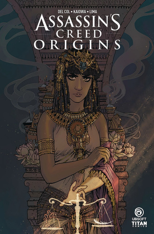 Assassin's Creed: Origins #3 (Anwar Cover)