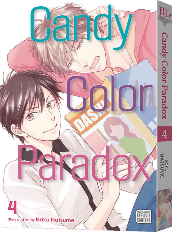 Candy Color Paradox Vol. 4
