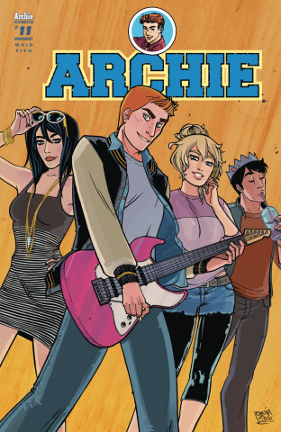 Archie #11 (Anwar Cover)