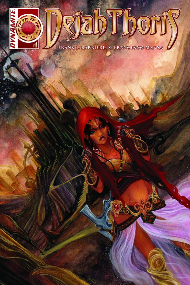 Dejah Thoris #1 (Nen Cover)
