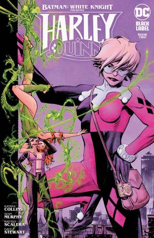 Batman: White Knight Presents Harley Quinn #2 (Sean Murphy Cover)