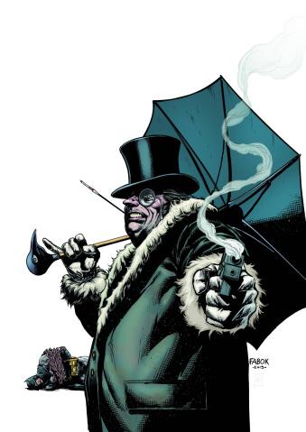 Batman #23.3: The Penguin