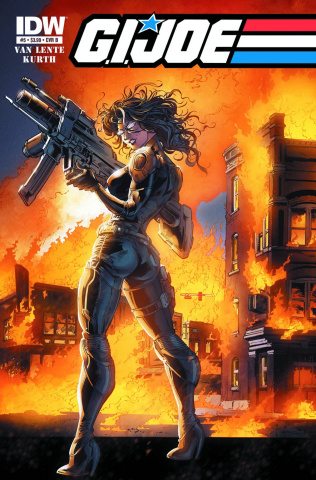 G.I. Joe #5 (10 Copy Cover)