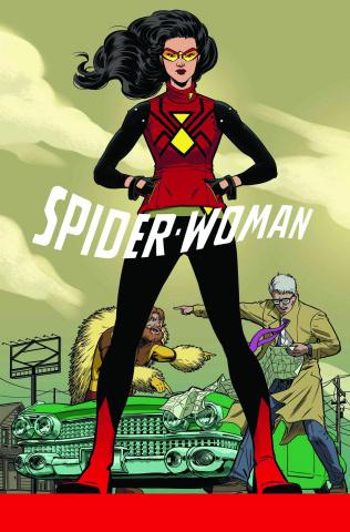 Spider-Woman #9