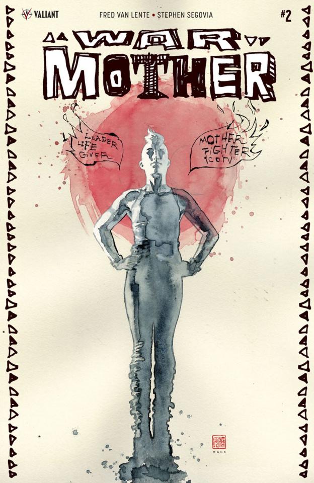 War Mother #2 (Mack Cover)