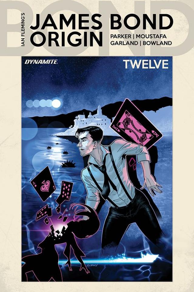 James Bond: Origin #12 (Georgiev Cover)