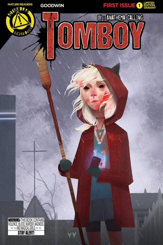 Tomboy #1 (Ely Cover)