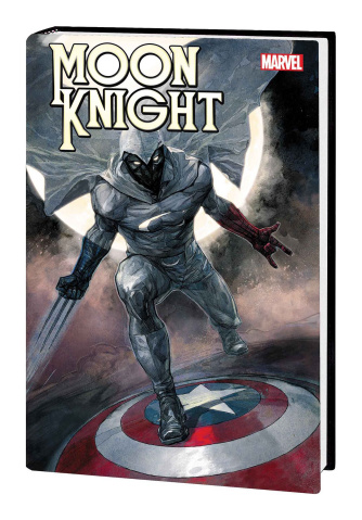 Moon Knight by Brian Michael Bendis & Alex Maleev Hc
