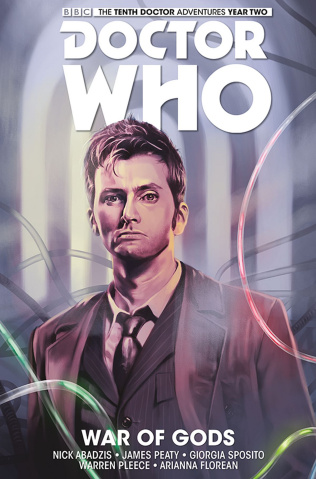 Doctor Who: New Adventures with the Tenth Doctor Vol. 7: War of Gods