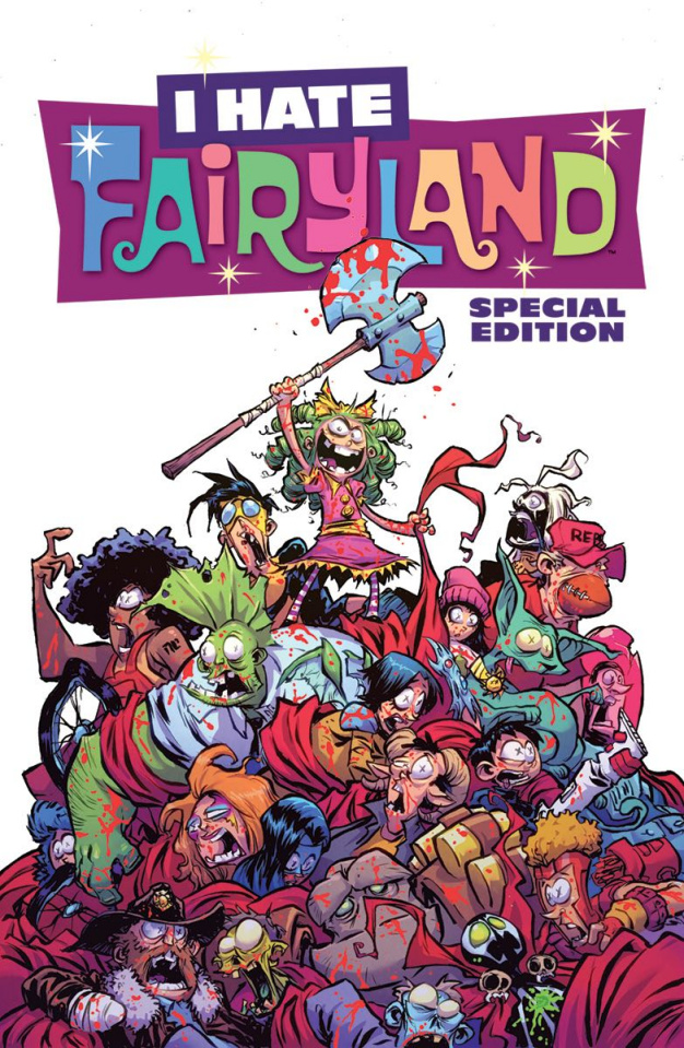 I Hate Fairyland Special Edition (Young Cover)
