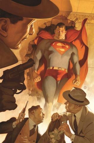 Action Comics #1031 (Julian Totino Tedesco Card Stock Cover)