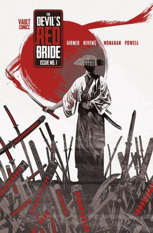 The Devil's Red Bride #1 (Gooden Daniel Cover)