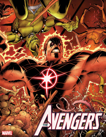 Avengers #26 (Keown 2nd Printing)
