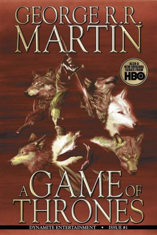 A Game of Thrones #1 (2nd Printing)
