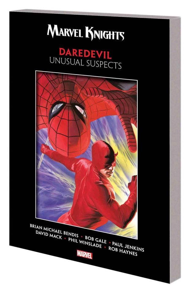 Daredevil: Unusual Suspects