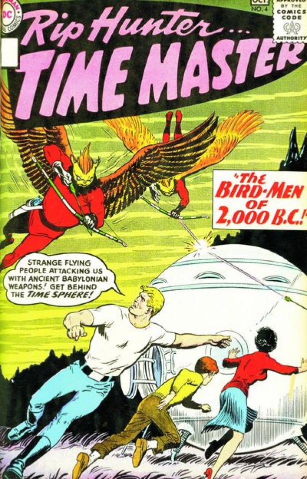 Showcase Presents: Rip Hunter, Time Master Vol. 1