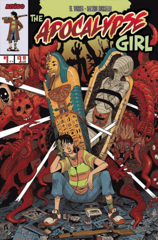 The Apocalypse Girl #1