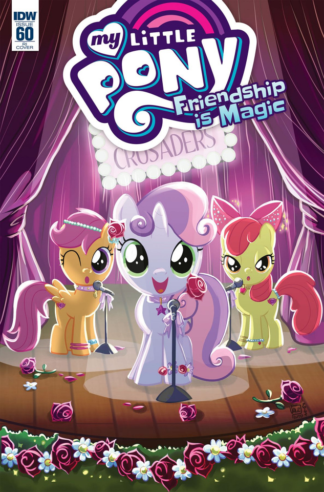 My Little Pony: Friendship Is Magic #60 (10 Copy Cover)