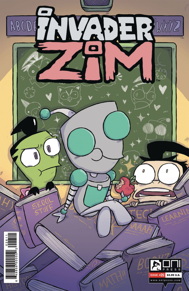 Invader Zim #26