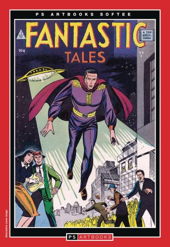 Strange Mysteries Vol. 2: Fantastic Tales