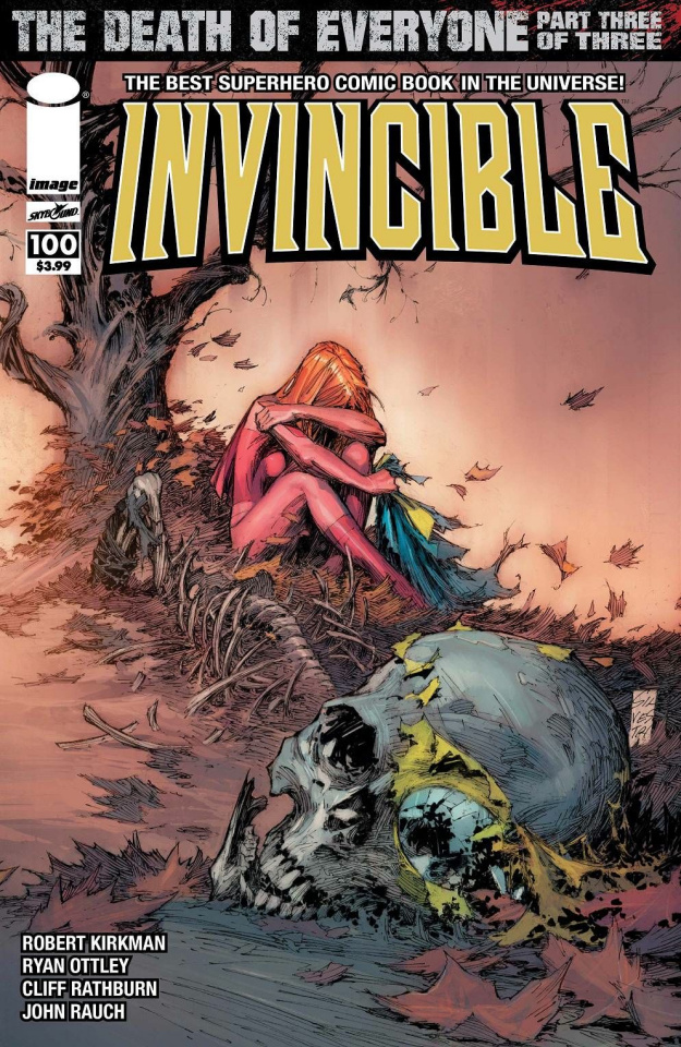 Invincible #100 (Silvestri Cover)