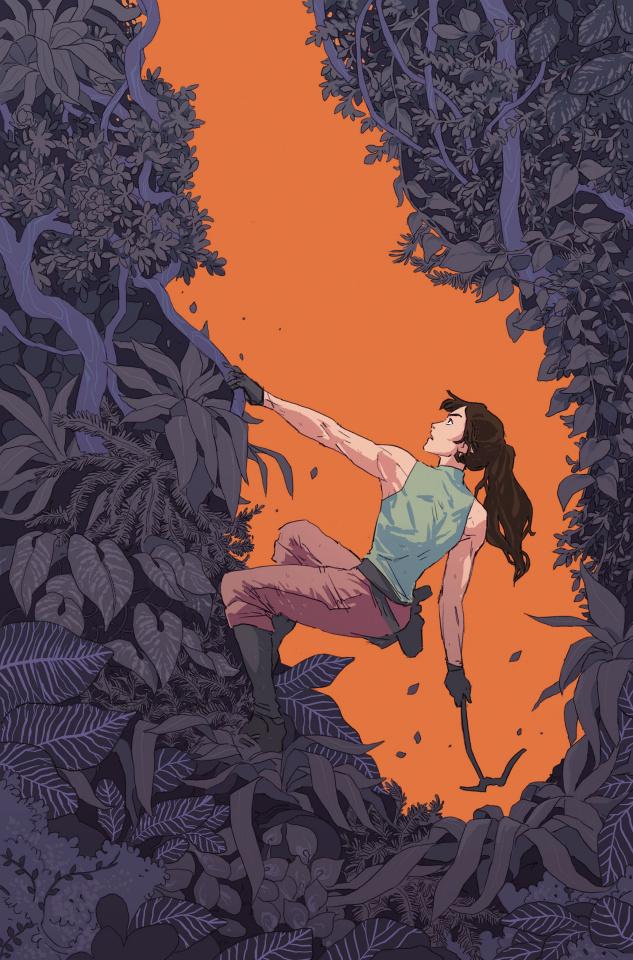 Tomb Raider: Inferno #2
