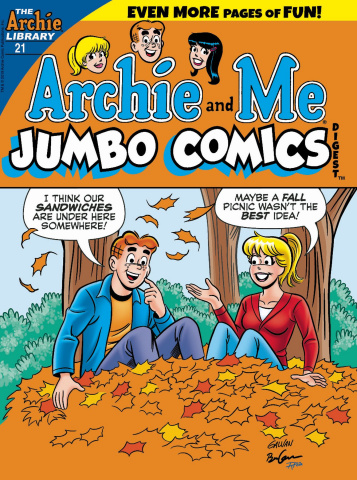 Archie and Me Jumbo Comics Digest #21